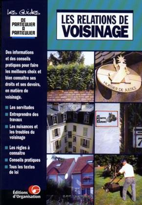 Jean-Michel Guérin- Relations de voisinage