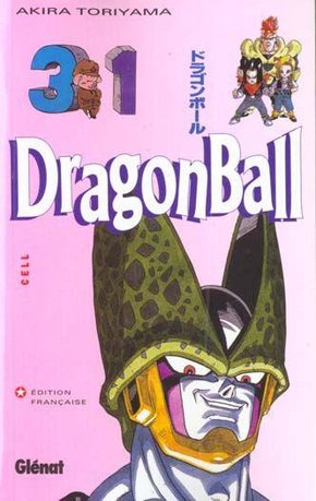 Dragon Ball Tome 31 : Cell