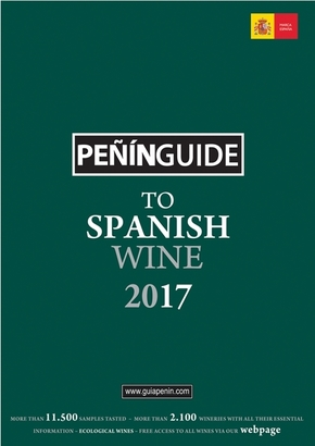 Penin guide to spanish wine 2017 /anglais