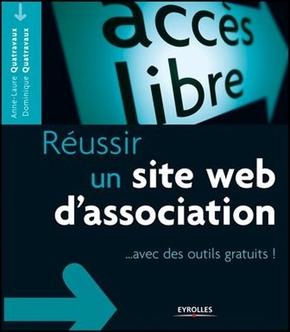 Anne-Laure Quatravaux, Dominique Quatravaux- Réussir un site Web d'association avec SPIP et des outils gratuits
