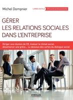 M.Dompnier - Gérer les relations sociales dans l'entreprise
