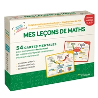 Filf, S.Eleaume-Lachaud - Mes leçons de maths - niveau collège 5e, 4e, 3e
