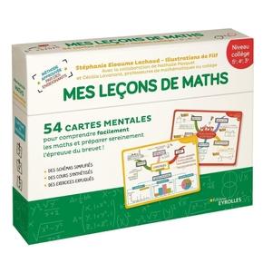 Filf, S.Eleaume-Lachaud- Mes leçons de maths - Niveau collège 5e, 4e, 3e