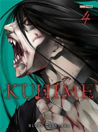 Kuhime - Tome 4