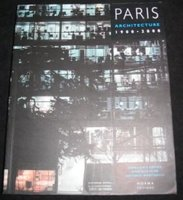 Paris architectures 1900-2000