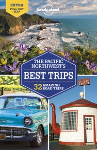 Pacific northwest's best trips 4ed -anglais-