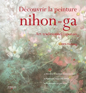 Yiching Chen- Découvrir la peinture Nihon-ga