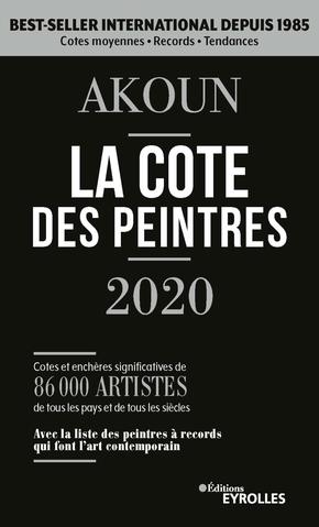 J.-A.Akoun- La cote des peintres 2020