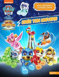 Crée ton univers Mighty Pups