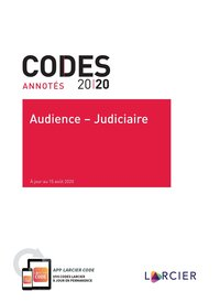 Code Audience - Judiciaire 2020