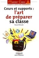 Pascal Bihouée - Cours et supports : l'art de préparer sa classe