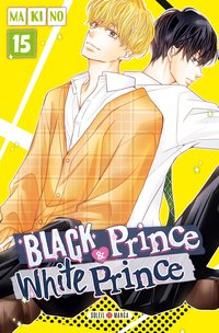Black prince and white prince - Tome 5