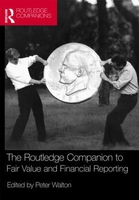 Routledge companion to fair value and financial reporting