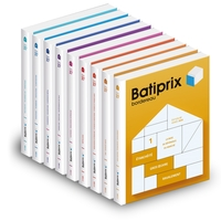 Batiprix 2020 - Pack 9 volumes