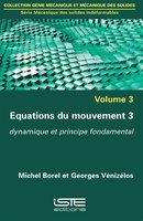 Equations du mouvement 3