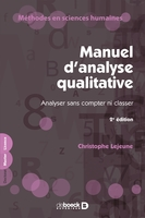 Manuel d'analyse qualitative