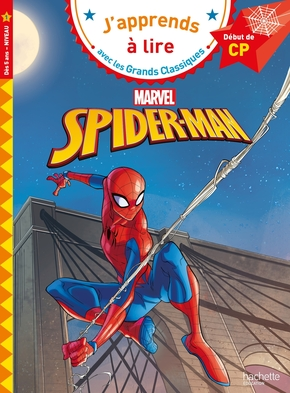 Disney marvel - spider-man cp niv. 1