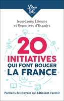 20 initiatives qui font bouger la France