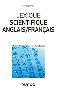 Lexique scientifique anglais/francais