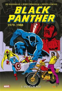 Black panther: l'intégrale - Tome 3 (1979-88)