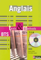 Texts and methods - Anglais - BTS tertiaires 1 et 2
