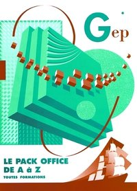 Le Pack Office de A à Z