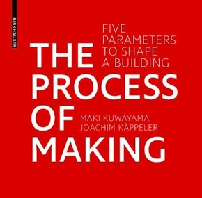 The process of making: five parameters to shape buildings
