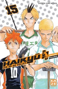 Haikyu !! - Les as du volley - Tome 15