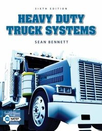 Heavy duty truck systems 6th revised ed