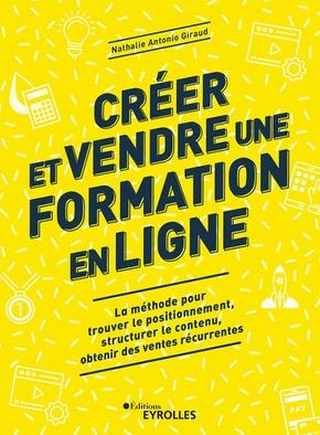 N.Antonio Giraud- Créer et vendre une formation en ligne