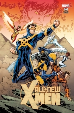 All-new x-men - Tome 2
