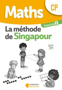 2019 pack 10 ex maths singapour cp exercices 2