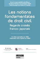 Les notions fondamentales du droit civil