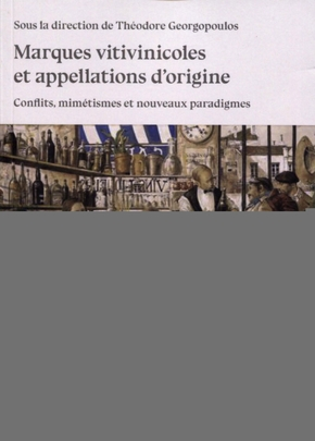 Les marques vitivinicoles et appellations d'origine