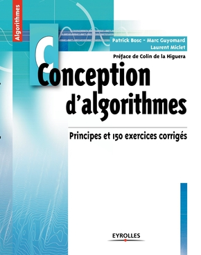 P.Bosc, M.Guyomard, L.Miclet- Conception d'algorithmes
