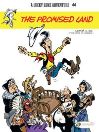Lucky luke - Tome 66 the promised land