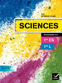 Sciences 1ères ES/L
