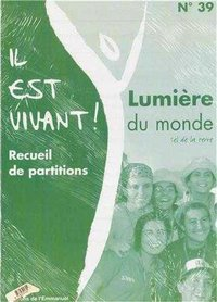 Partitions de l album cd 39 - il est vivant