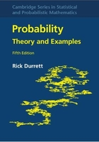 Cambridge series in statistical and probabilistic mathematics: series number 49: probability: theory