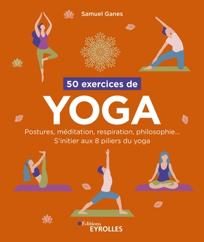 S.Ganes- 50 exercices de yoga