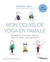 C.Bouru - Mon cours de yoga en famille
