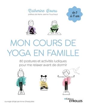 C.Bouru- Mon cours de yoga en famille