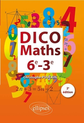 Dico maths - 6e-3e