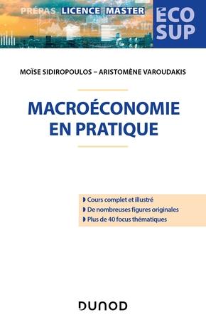 Macroeconomie En Pratique Moise Sidiropoulos Aristomene Librairie Eyrolles
