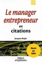 1001 citations pour le manager entrepreneur