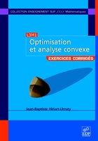 Optimisation et analyse convexe - Exercices corrigés