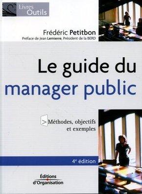 Frédéric Petitbon- Le guide du manager public