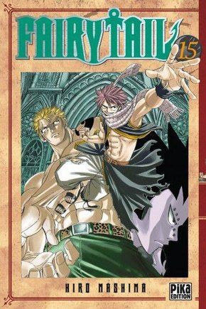 Fairy Tail - Volume 15