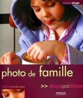 Michael Wright - Photo de famille - Etape par étape