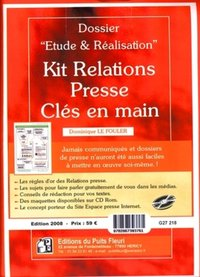 Kit relations presse clés en main